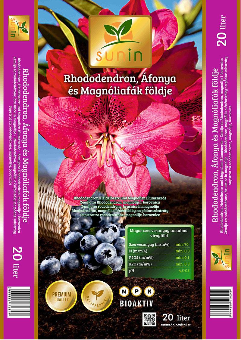 Sunin Rhododendron, Áfonya és Magnóliafák földje